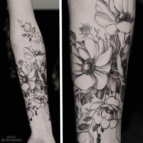 flower tattoo new york de 25 b 228 sta id 233 erna om botanical tattoo hittar du p 229