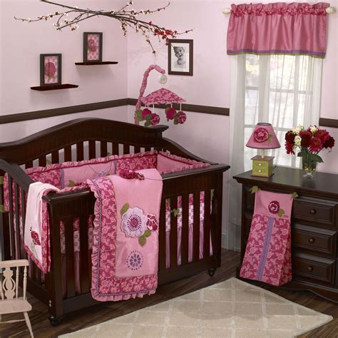 Baby Girl Bedrooms | room decor for a baby girl room decorating ideas home