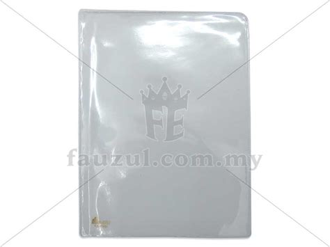 Transparent A4 Folder l shape transparent folder a4 fauzul enterprise