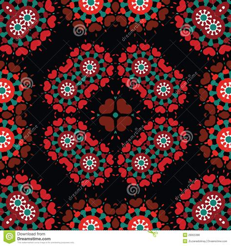 kaleidoscope pattern wallpaper seamless retro kaleidoscope repeating background pattern