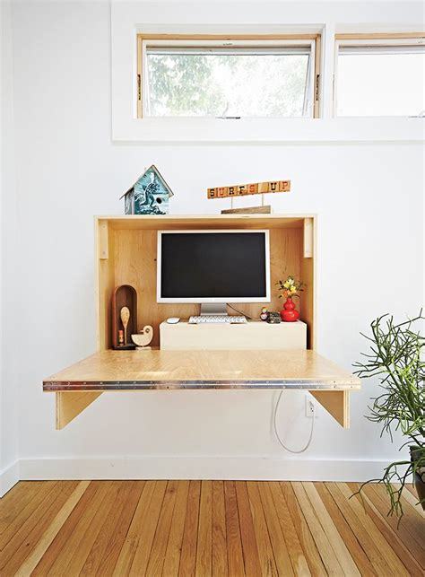 Small Fold Up Desk 1000 Ideas About Fold Desk On Wall Mounted Desk Desks And Modern Murphy Beds