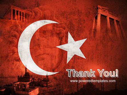 turkey powerpoint template backgrounds 04928