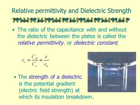 ppt on capacitor types mica capacitor dielectric strength 28 images 4 electric fields in matter ppt capacitors