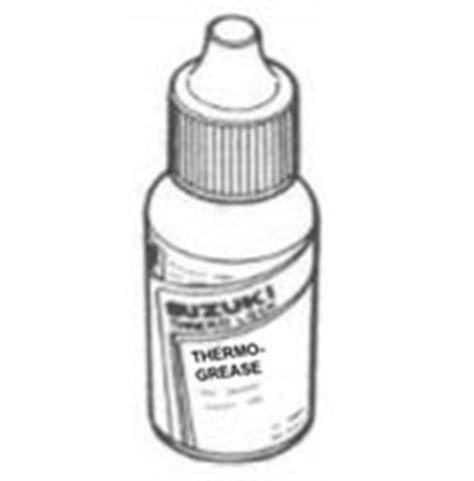 Suzuki Moly Paste Gs Classic Dichtmittel Schmiermittel Usw
