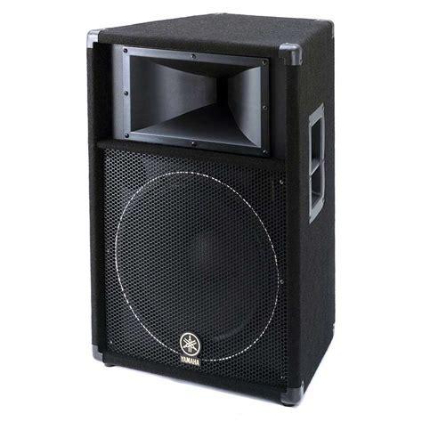 Speaker Yamaha Yamaha S115 V2 Passive Pa Speaker Dv247