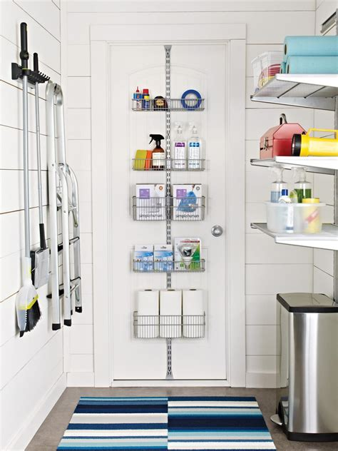storeroom solutions 10 clever storage ideas for your tiny laundry room hgtv