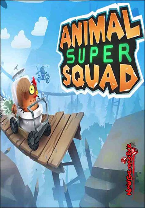 animal super squad   full version pc setup
