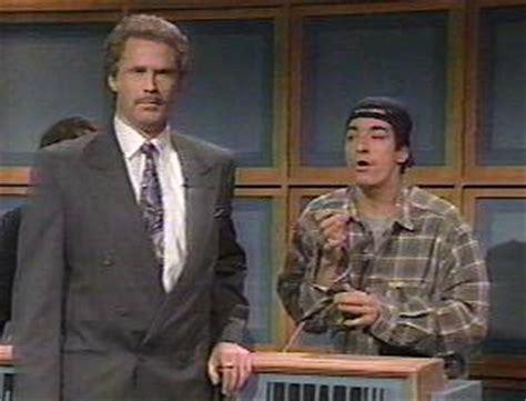 celebrity jeopardy snl transcripts celebrity jeopardy archive