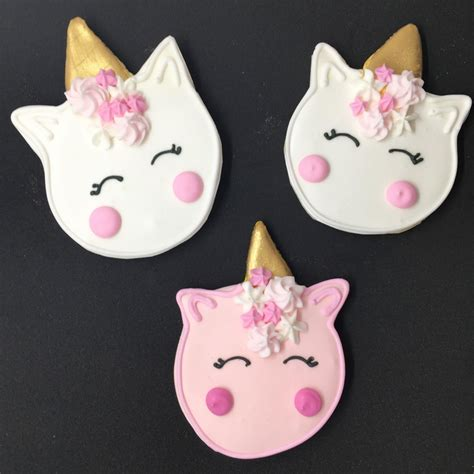 Home Cake Decorating by Unicorn Cookies Le Dolci