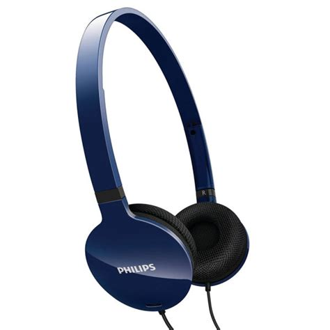 Earphone Philips Clear Tones philips shl1700bl 10 lightweight foldable headphones blue iwoot
