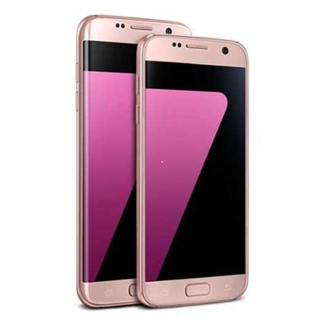 Hp Samsung S7 New new samsung galaxy s7 edge g9350 pink gold 32gb factory unlocked for sale from new york new york