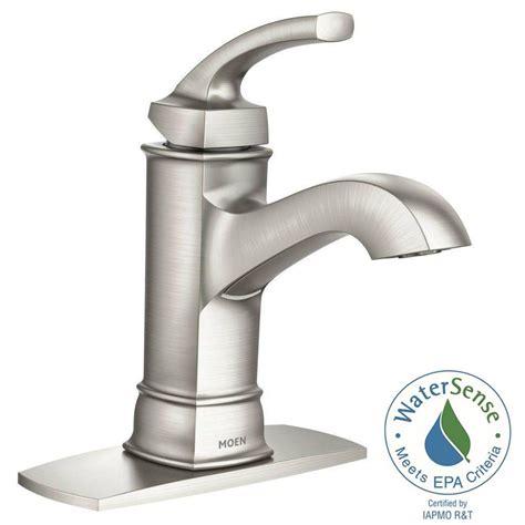 moen legend kitchen faucet moen brushed nickel bathroom faucet image moen how to