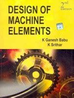 design of machine elements juvenile buy design of machine elements english 2nd edition