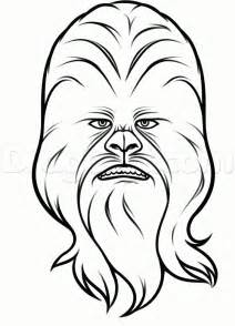 chewbacca coloring pages 25 best ideas about chewbacca on wars