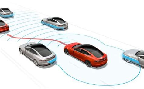 Tesla Model S Safety Features Tesla Brings Model S Closer To Autonomous Driving With