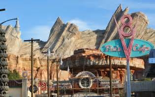 california adventure map with cars land look food photos and tasting review from flo s v 8