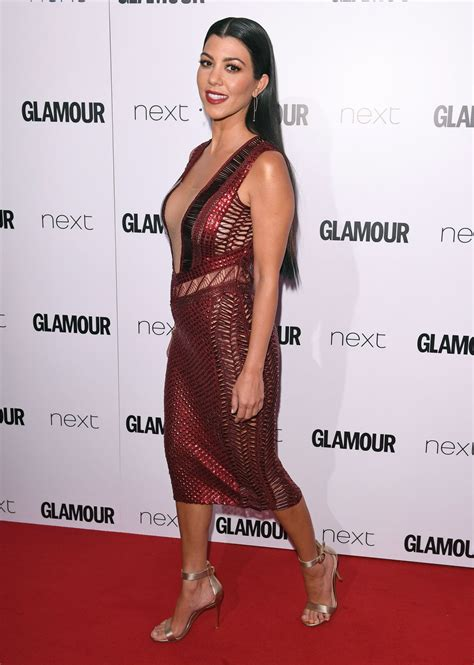 Glamours Of The Year Awards by Kourtney Of The Year Awards