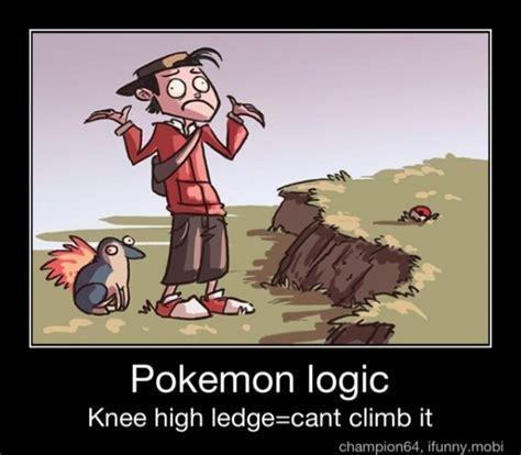 Pokemon Logic Meme - just pokemon logic by boldile40 meme center
