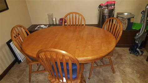 All Wood Kitchen Table Letgo All Wood Kitchen Table Chair In Fort Hamilton Ny