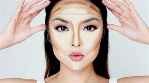 Highlight And Contour how to contour and highlight for beginners chiutips