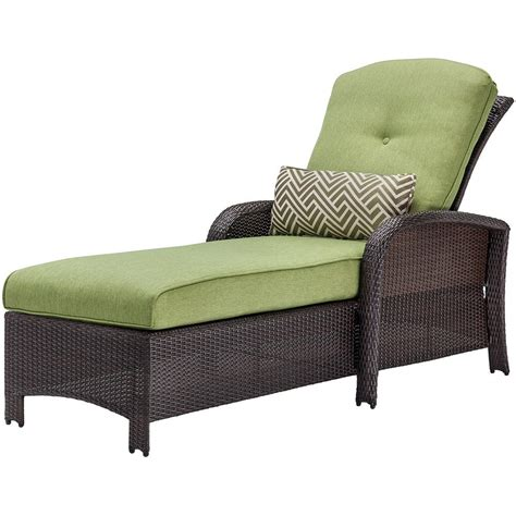 Rattan Chaise Lounge Chair Design Ideas Wicker Patio Chaise Lounge Chairs Modern Patio Outdoor
