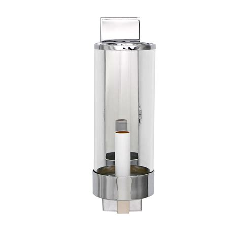 Replacement Glass L Shades Cylinder by Modern Wall Sconce With Glass Cylinder Shade In