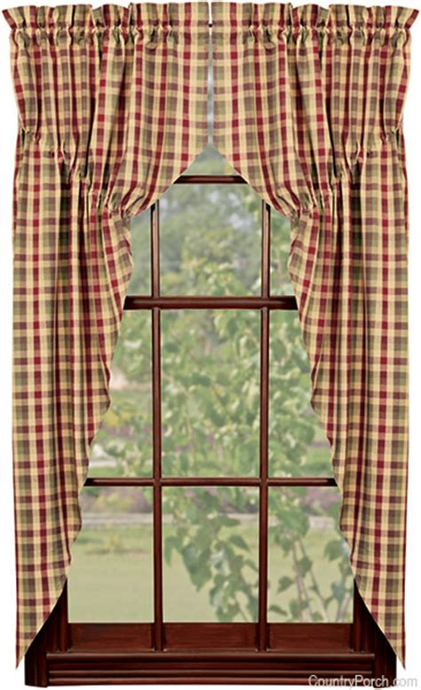 prairie curtains apple cider prairie curtain