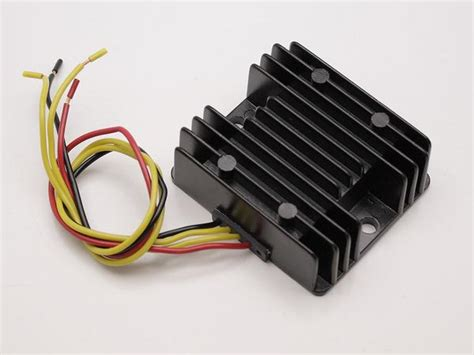 diode charger for motorcycle battery regulator rectifier 12 volt 200w single phase with battery eliminator custom cafe racer