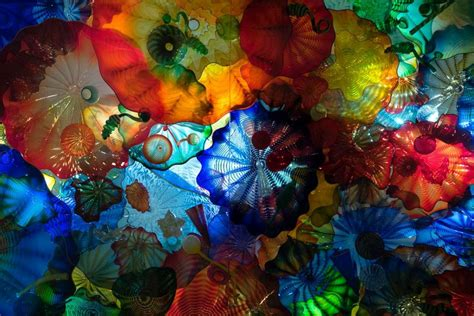 Ceiling Chihuly by Dale Chihuly The Maestro Of Glass