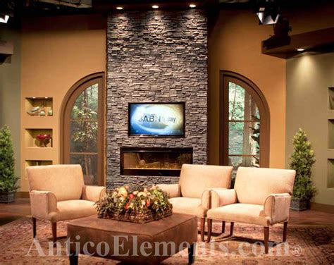 the living room st louis faux stone tv show contemporary living room st louis by on