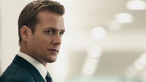 Harvey Specter Hairstyle by Harvey Specter Haircut How To