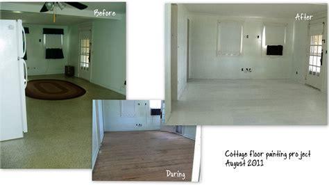 Painting Wood Floors   WNY Handyman