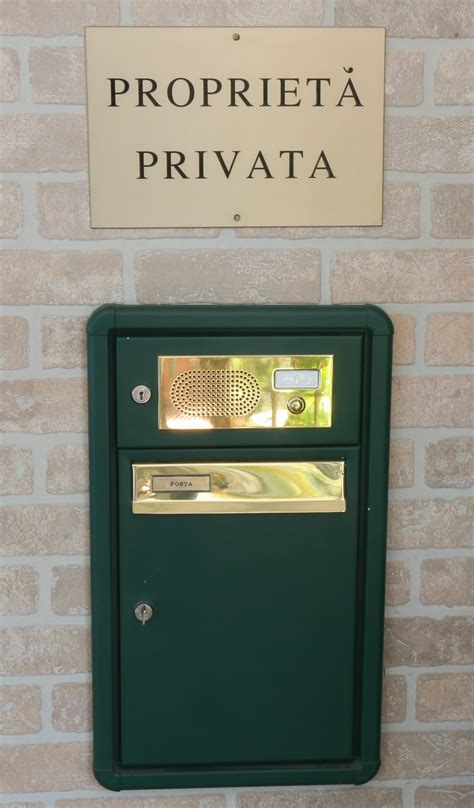 cassetta postale legno pbrbo casellari postali e cassette posta