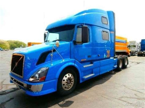 2008 volvo semi truck volvo vnl64t780 2008 sleeper semi trucks