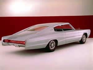 1965 dodge charger ii concept rear angle 1600x1200