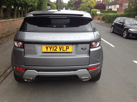 used 2012 range rover evoque used 2012 land rover range rover evoque sd4 dynamic for