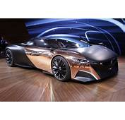 Peugeot Onyx Concept Car / The Superslice