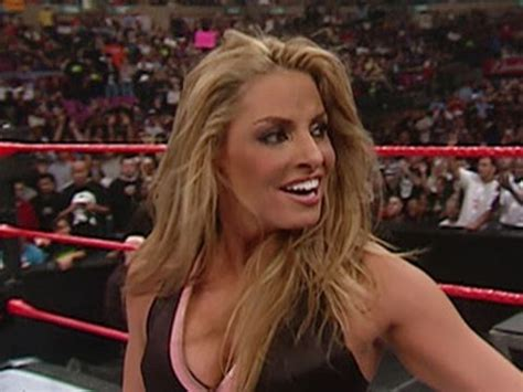 trish stratus gym trish stratus talks wrestling and her award tales from