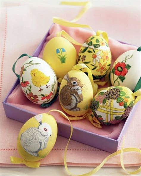 easter decoupage make easter eggs with decoupage interior design ideas