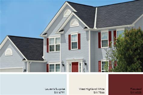 Blue House Exterior Colour Schemes Exterior Paint Color Ideas 8 Exterior Paint Trends