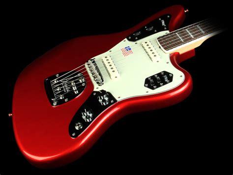 Jaguar Musician Fender 50th Anniversary Jaguar Arms