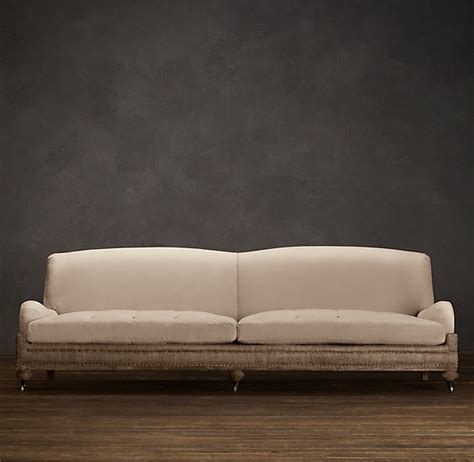 english roll arm sofa deconstructed english roll arm sofa ff e pinterest
