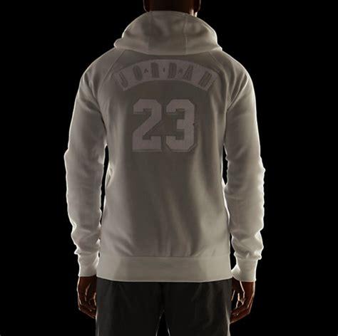 Hoodie Air White air 6 fleece hoodie sportfits