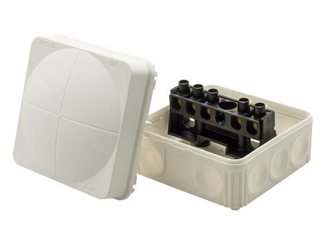 Cctv Junction Box ip66 waterproof junction box for cctv cables 76x76x51mm
