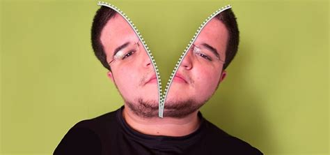 photoshop tutorial zipper face how to create a zipper effect in photos using adobe