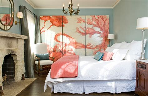 coral bedroom color schemes color trends in 2015 for your home staged to sell live