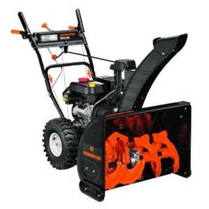 snow blowers home depot remington rm2860 28 in 243cc 2 stage electric start gas