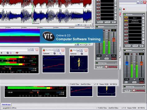 tutorial wavelab 6 lonewolfblues music station paket 17 tutorial digital