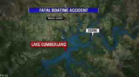 boating accident kentucky lake a man is dead after a boating accident abc 36 news