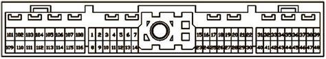 1991 1994 nissan sentra ecu diagram